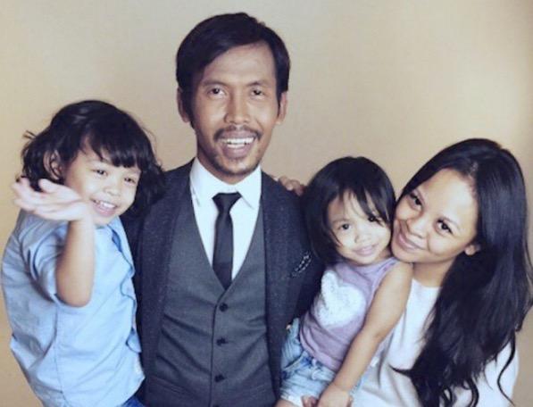 Shuib Sepahtu dan Siti Sarah Timang Anak Ketiga