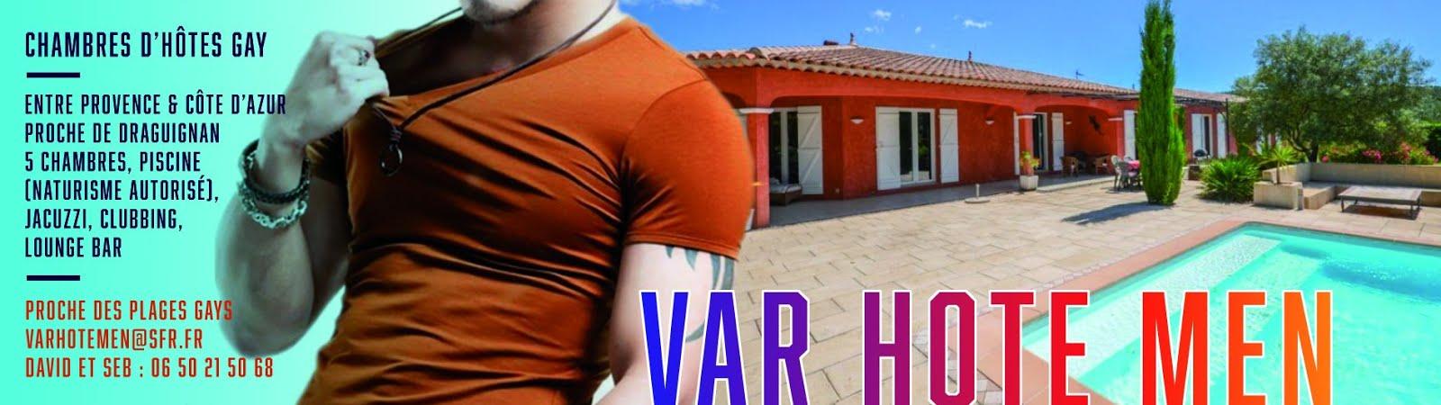 Hébergement Gay Provence