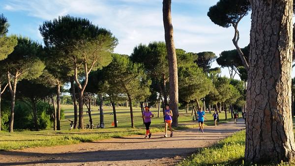 Villa Pamphili Roma