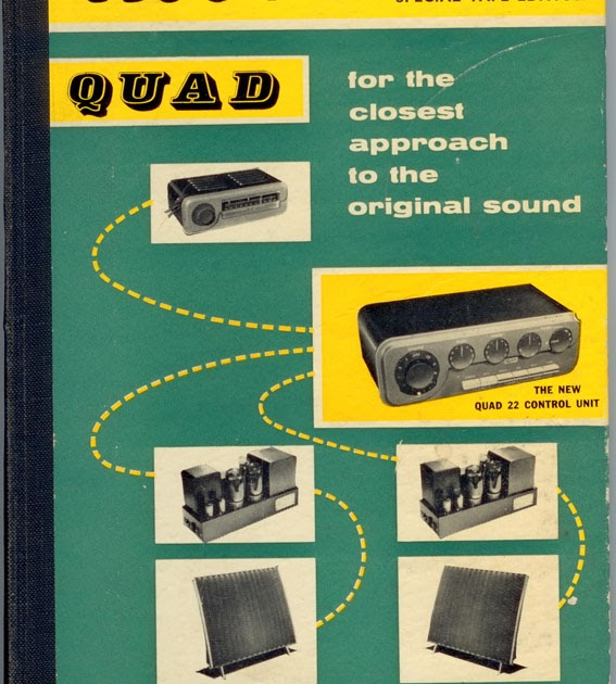 retro vintage modern hi-fi: Hi Fi Year Book 1959 Quad for ...