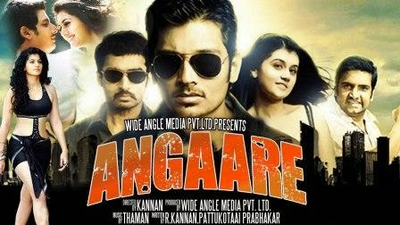 Angaare (2015) Movie
