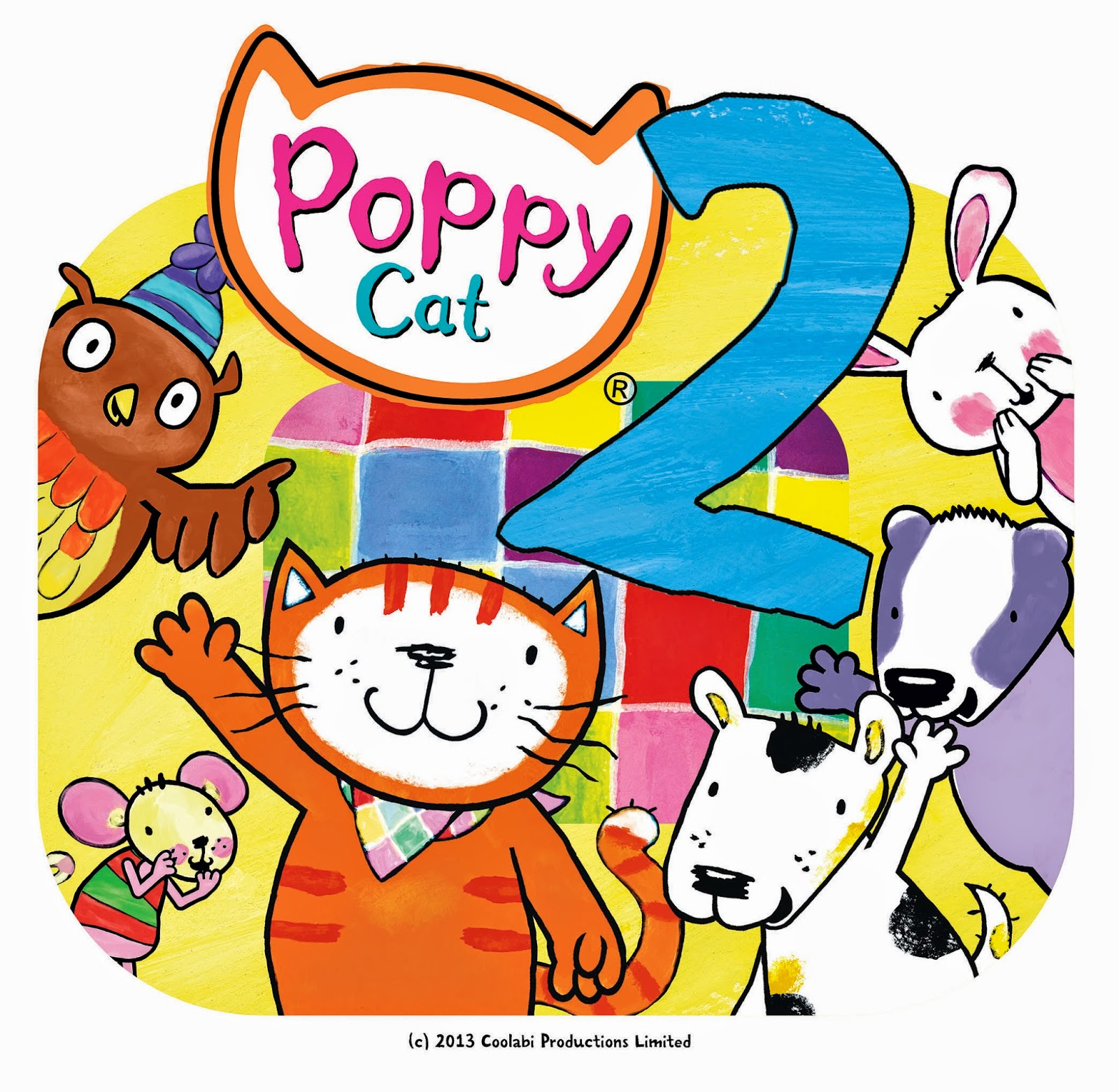 poppy cat, nick jr