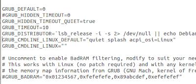 Memperbaiki Fungsi Brightness di Ubuntu