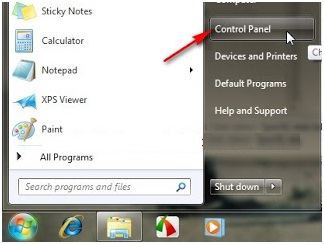 Uninstal Tablet PC component di windows 7