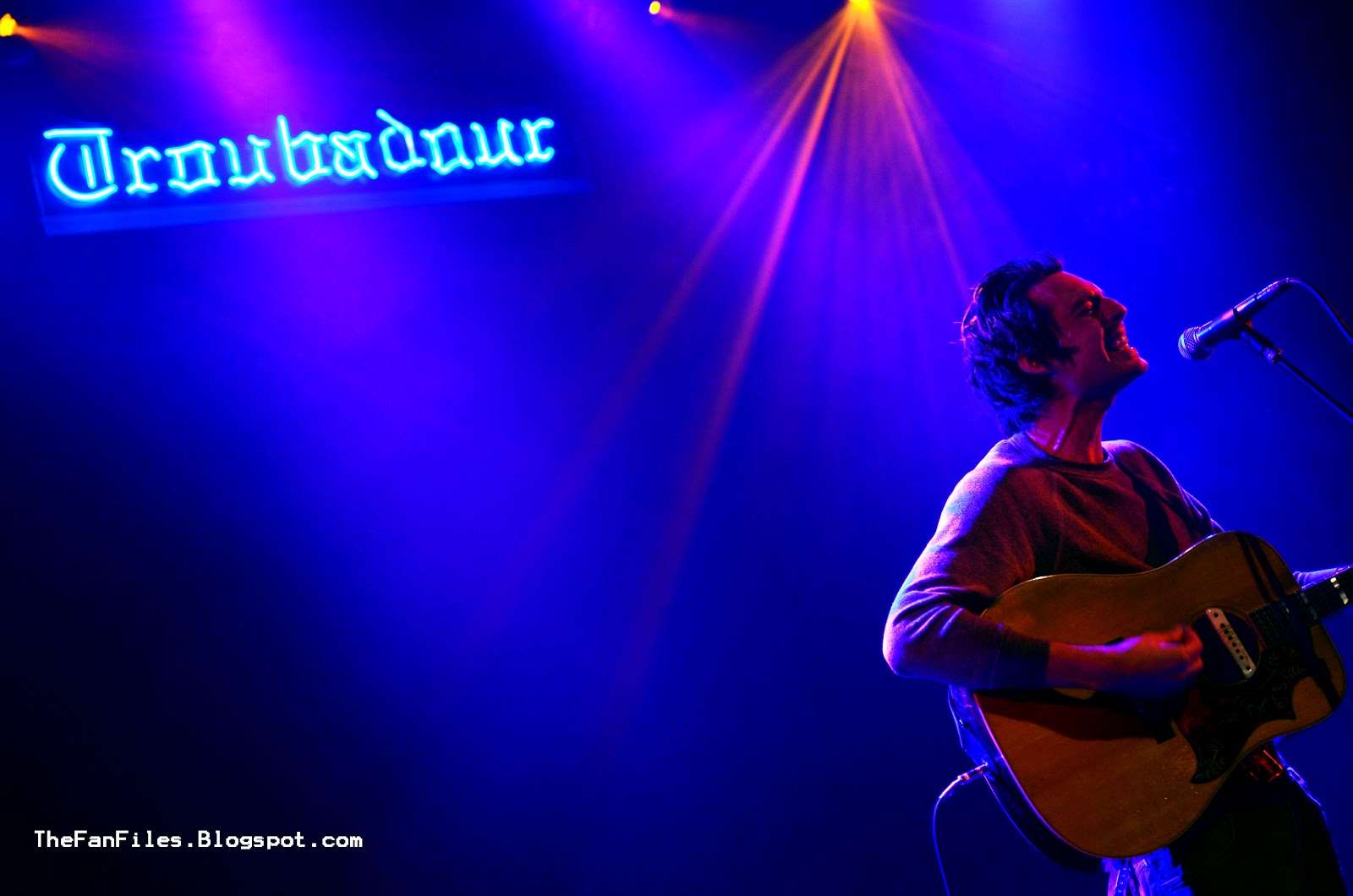The Fan Files: Augustana at the Troubadour