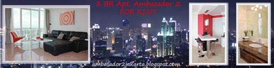 3BR Apt Ambasador 2 for Rent