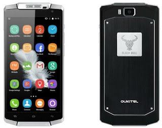 Ponsel Buatan Outkitel, K10000