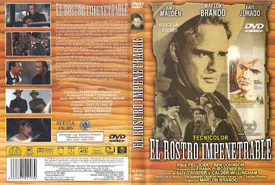El Rostro Impenetrable 1961 | Caratula - Cine clásico - Western