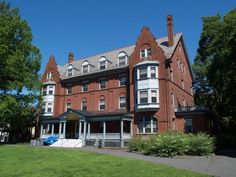 Tyler House, Smith College, Tyler House Smith College