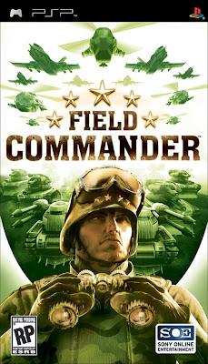 Field Commander PSP