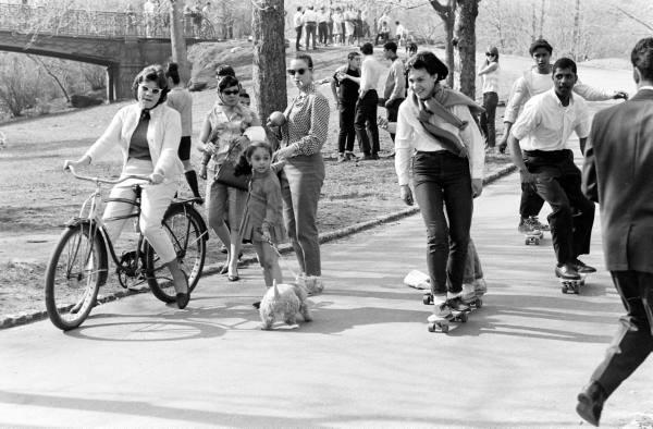 Skate Lessons — New York City Skateboard Shop NYC