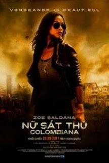 Nữ Sát Thủ Full HD- Phim hanh dong Nu sat thu – Colombiana 2011 - Full HD