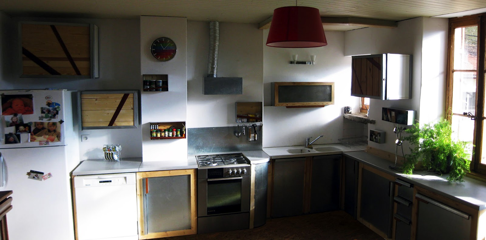 Esca cuisine am nagement int rieur for Amenagement interieur caisson cuisine