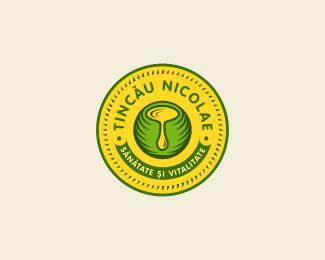 logos al estilo vintage y retro
