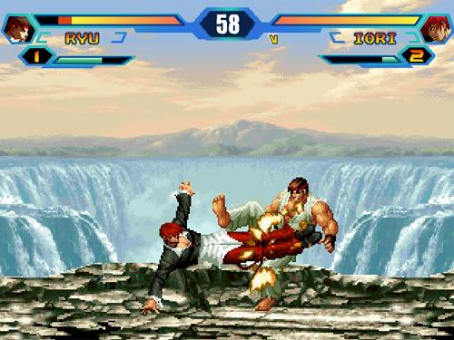 لعبة King of Fighters