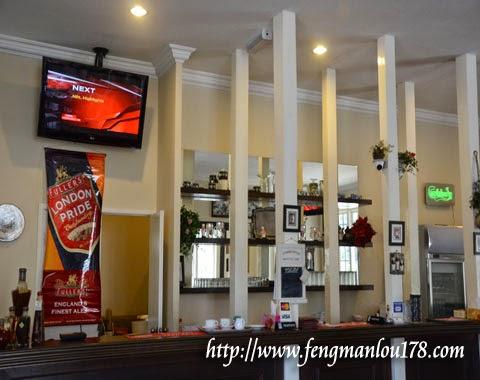 福隆港斯科特餐厅