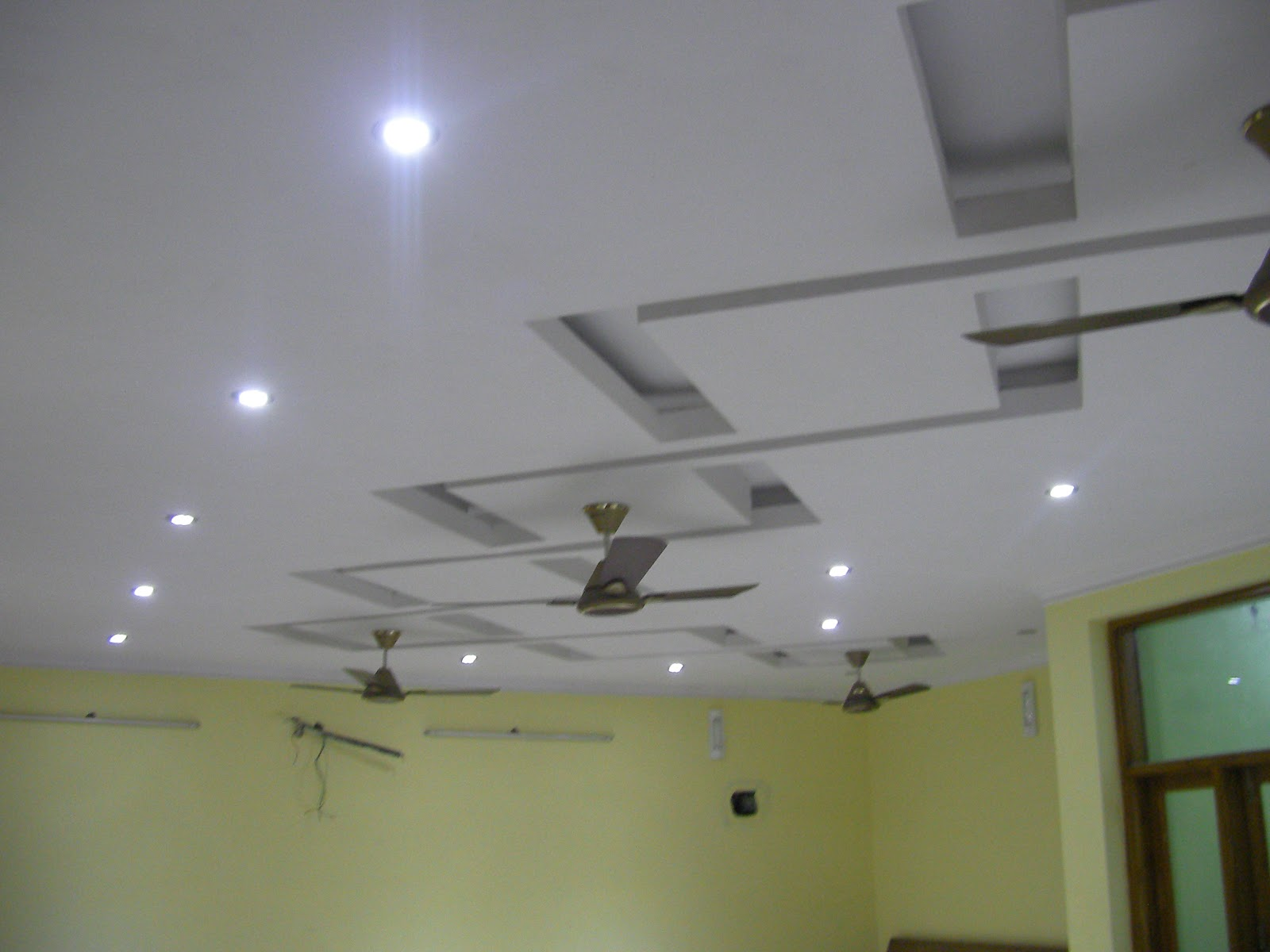 Genesis of art interiors project 1 false ceiling 4 selling design