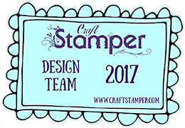 Delighted to be designing for Craft Stamper.