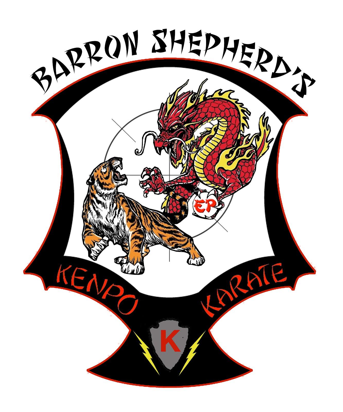 Exhibiciones de kenpo karate patches