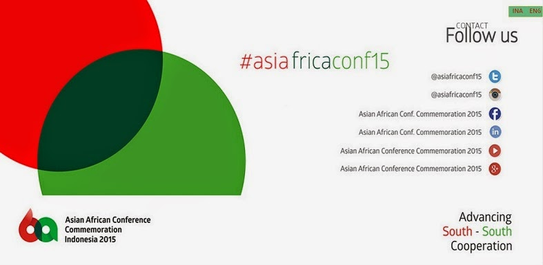 Asian African Conference Commemoration Indonesia 2015