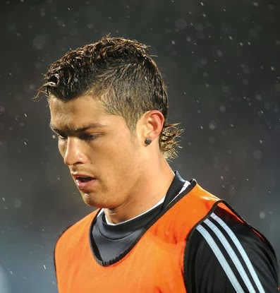 Hairstyles Fashion Hairstyle Cristiano Ronaldo - New hair cut cristiano ronaldo