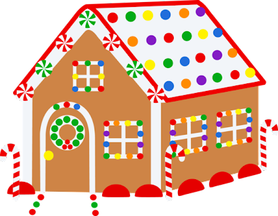 Christmas Home Clipart