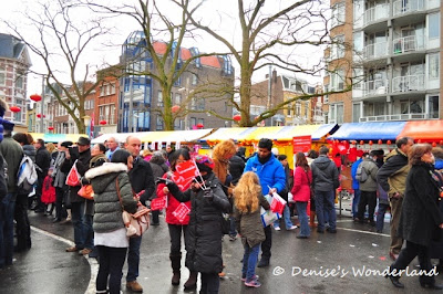 Chinese New Year Bazaar in the Hague