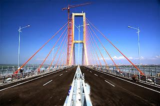 Inilah Kumpulan Gambar Desain Jembatan Suramadu Terbaru