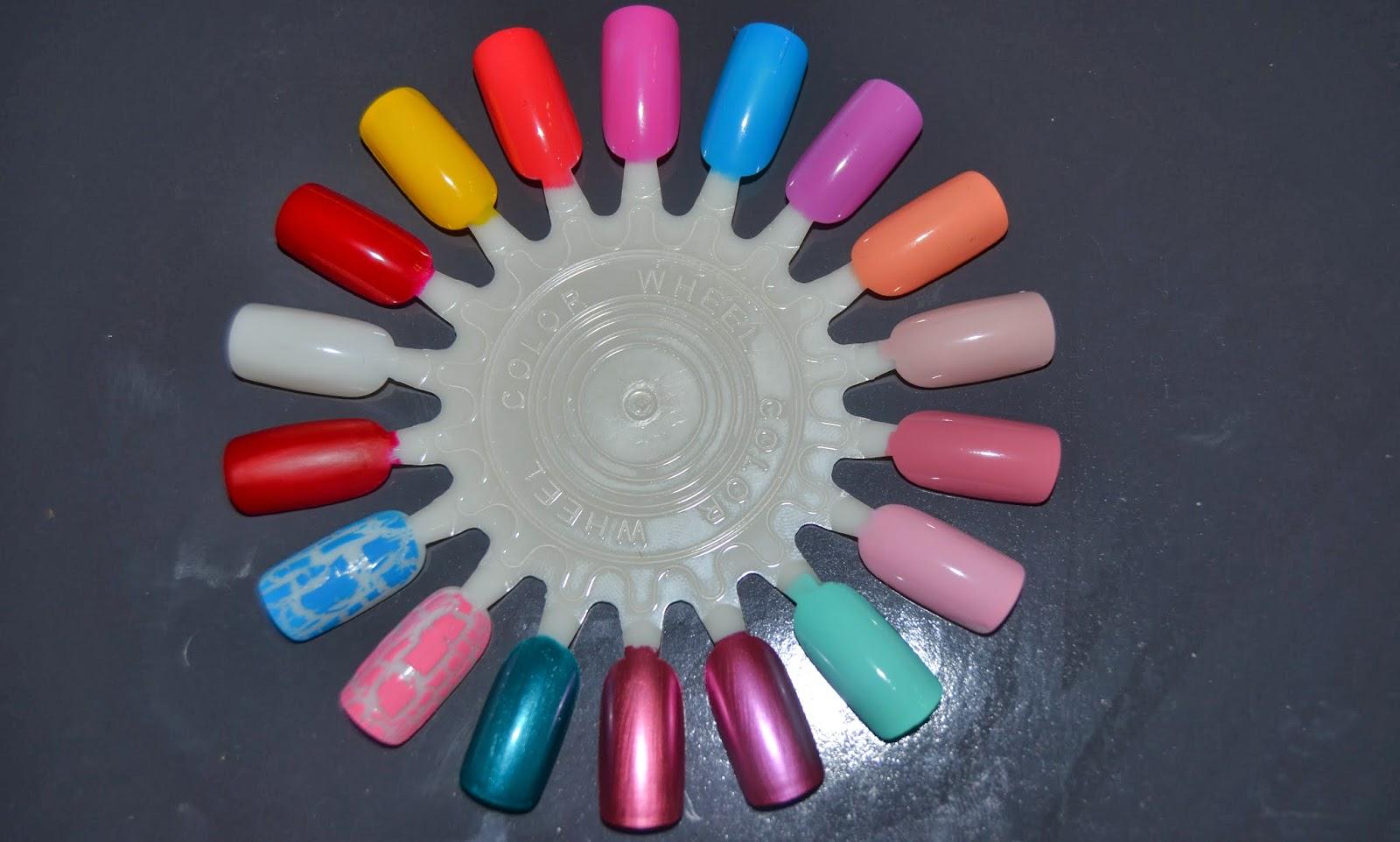 Secretos de Belleza: Mi coleccion de esmaltes de uñas ~ KIKO ~