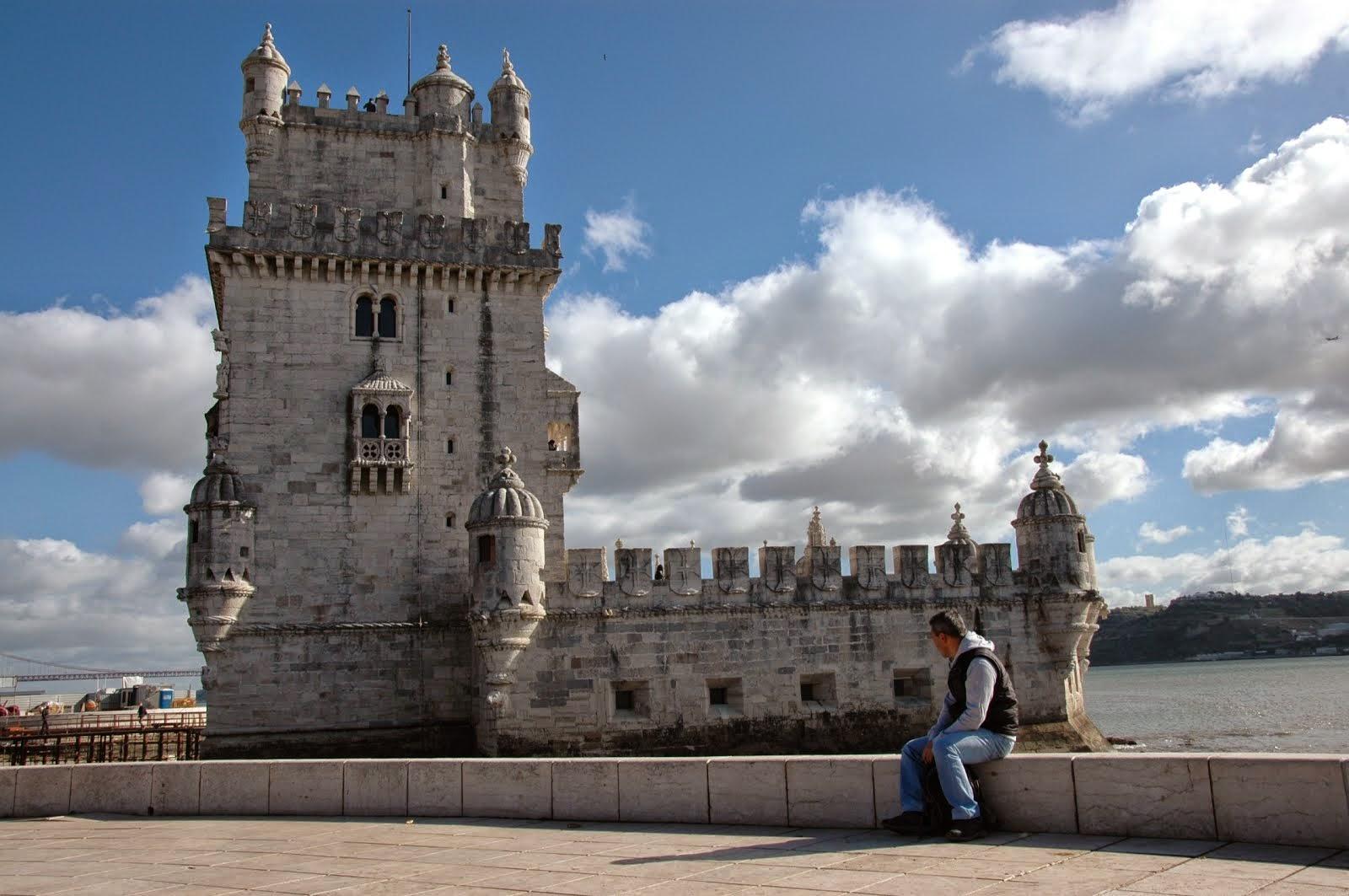 Torre de Belém Deniz Feneri