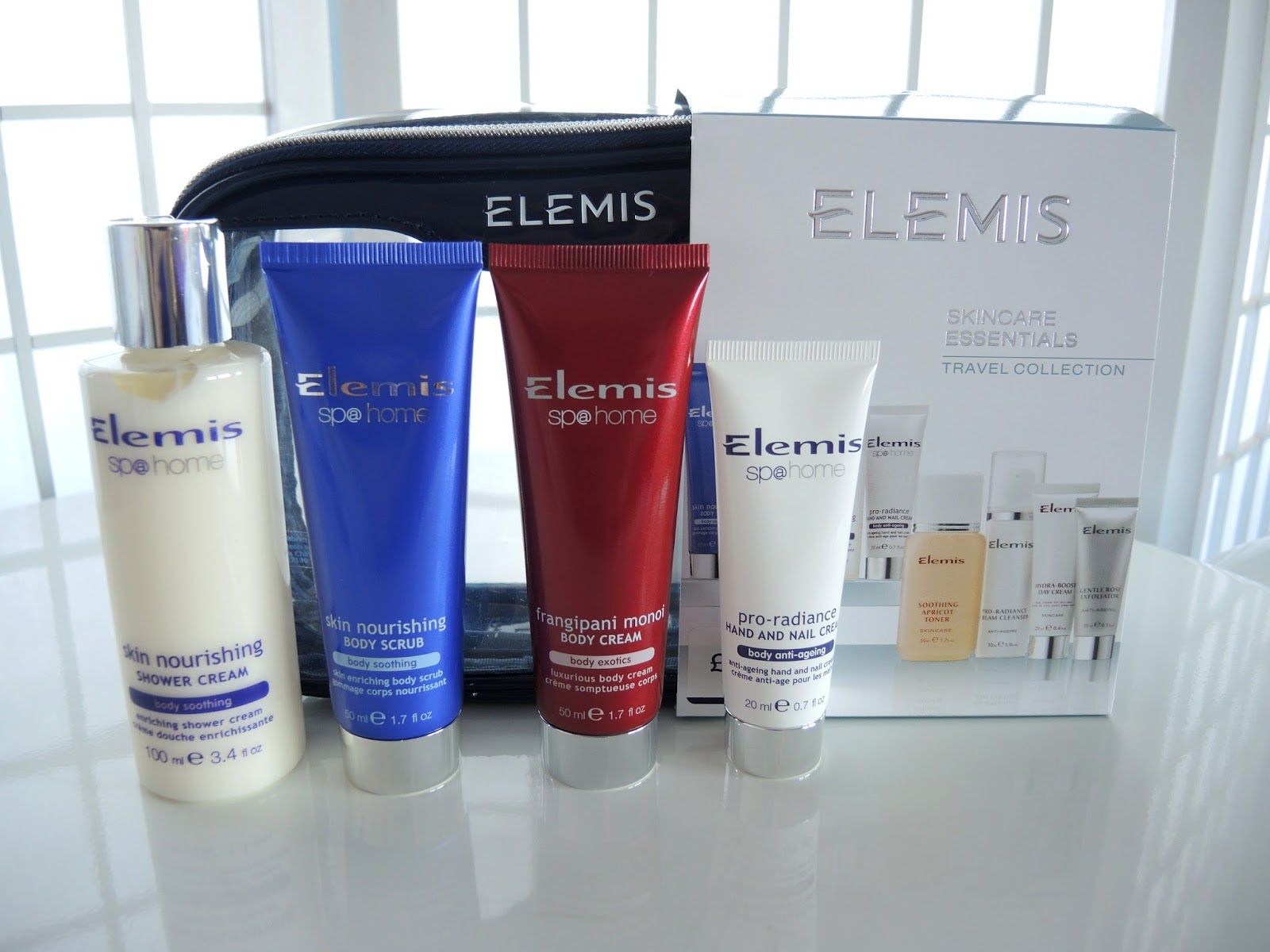 Elemis Skincare Essentials review
