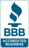 Now a proud member of the Better Business Bureau