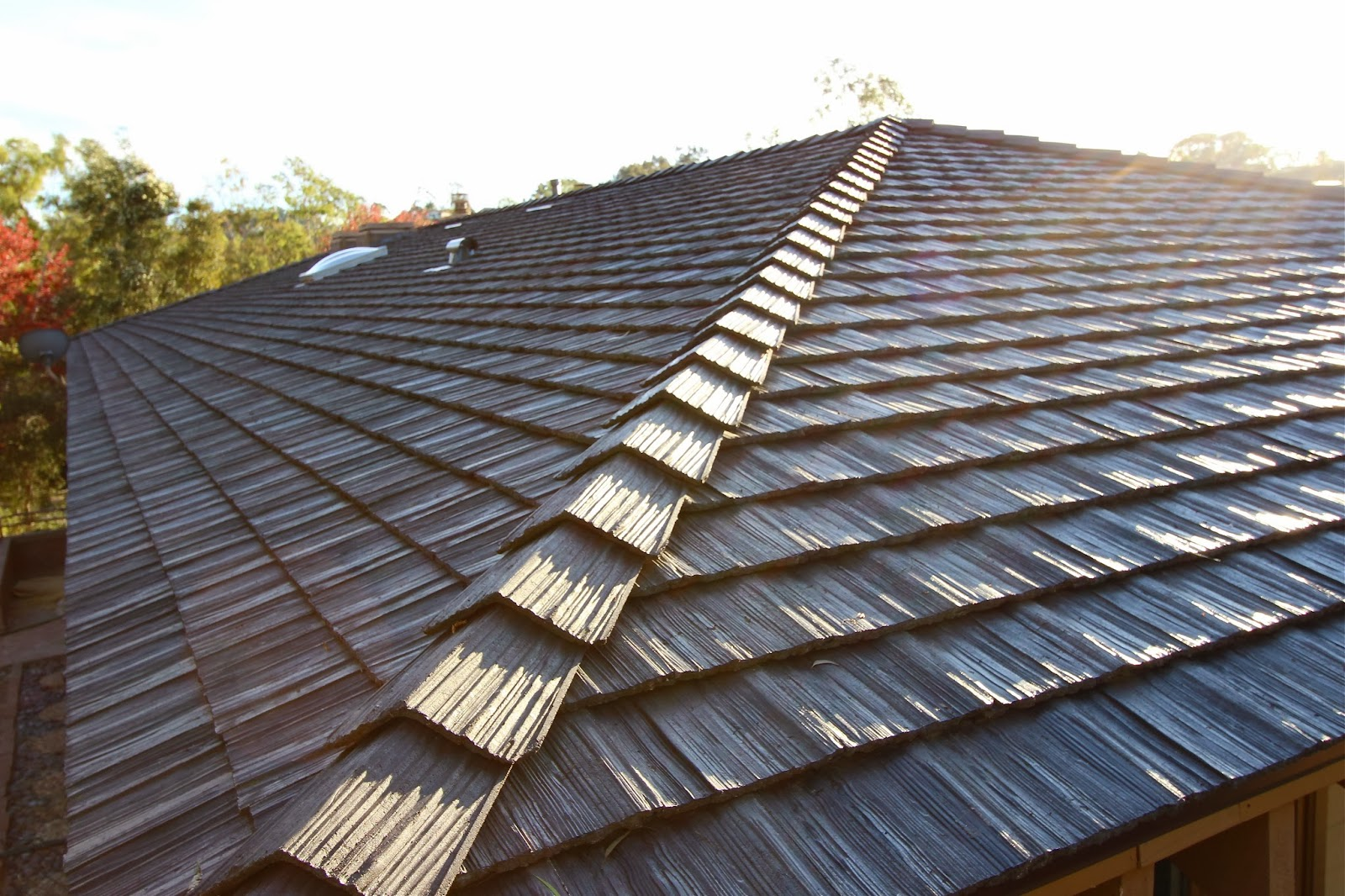 San Diego Roofer And General Contractor: New Boral Madera Tile Roof In  Rancho Santa Fe