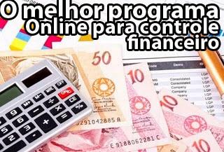 programa software para controle financeiro domestico