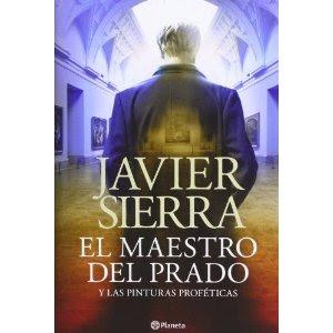 Portada de El Maestro del Prado de Javier Sierra