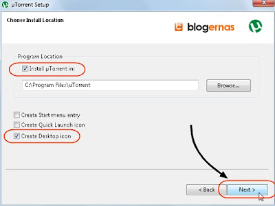 Cara Gampang Install Downloader uTorrent (Full Gambar Tutorial)
