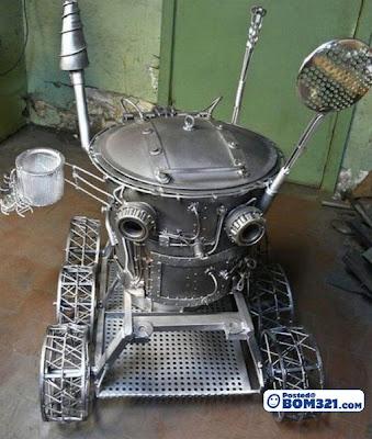 robot masak