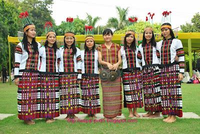 Suku mizoram India yang mirip suku batak
