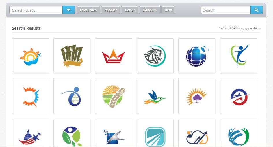 مهووس ابداع 2 موقع لتصميم شعار Logo احترافي لموقعك او قناتك على