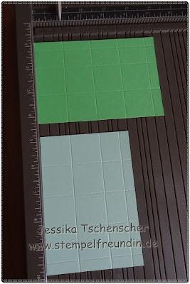Stampin' Up!, Taupe und Apfelgrün, im DP auch Melonensorbet, Ockerbraun und Minzmakrone, www.stempelfreundin.de, Jessika Tschenscher