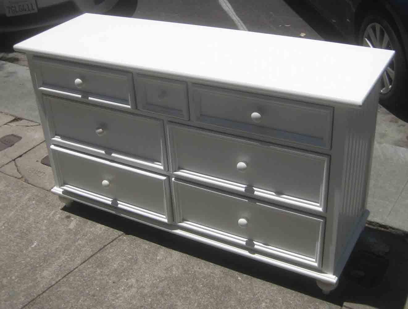furniture collectibles sold 7 drawer dresser by stanley furniture