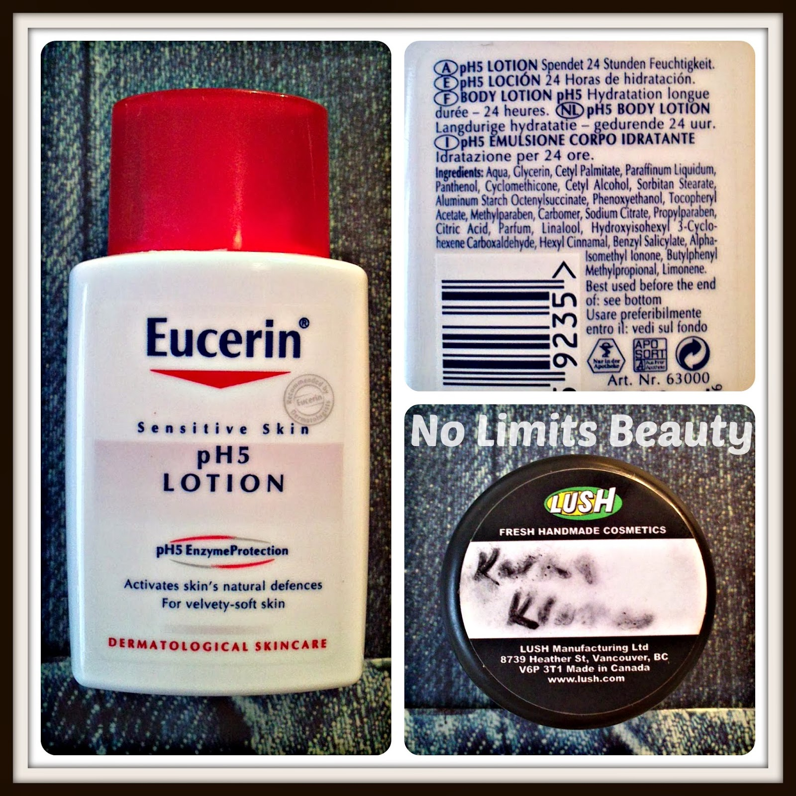 Sensitive Skin PH5 Lotion - Eucerin