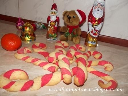 Laseczki św. Mikołaja