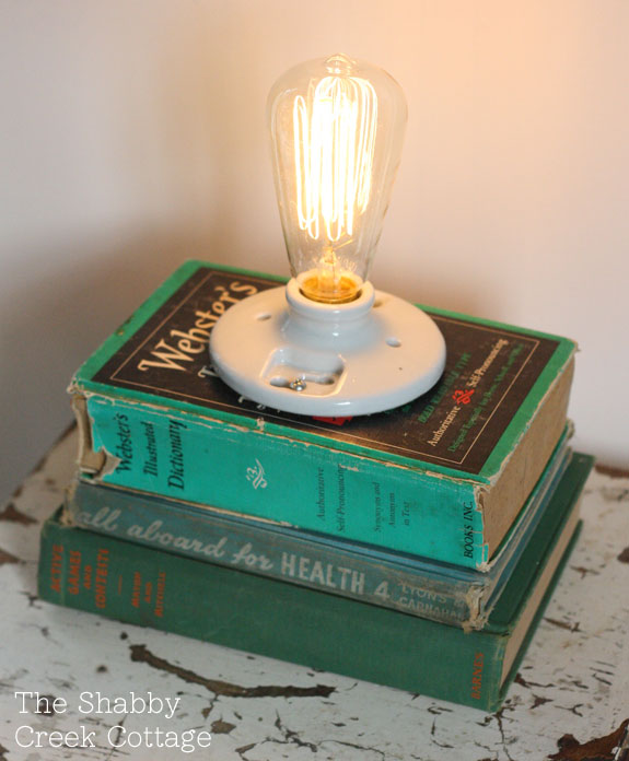 Book Lamp