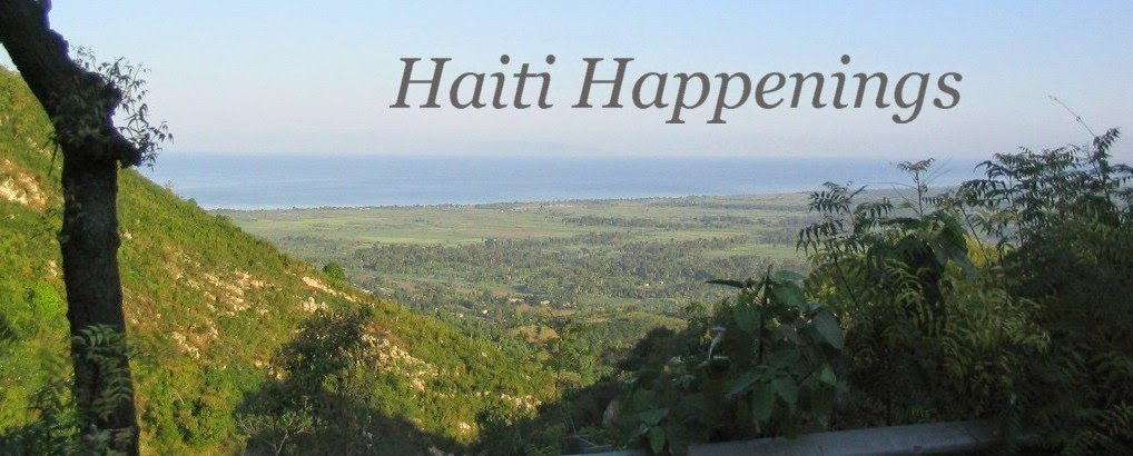 Haiti Happenings
