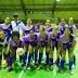 Ouse da show no encerramento da I rodada da I Copa Imprensa de Futsal