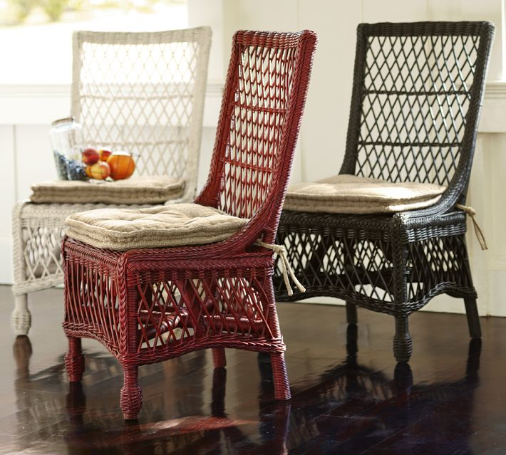 Vignette Design Musical Rattan Chairs