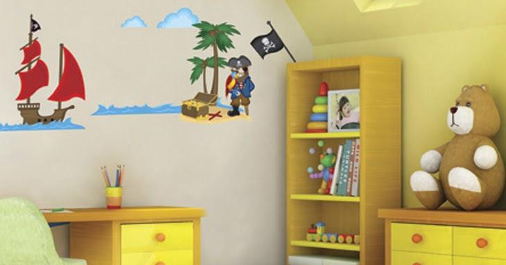 Decorar la habitaci n de los ni os con pegatinas para decorar conocer y medir infantil decora - Pegatinas para decorar ...