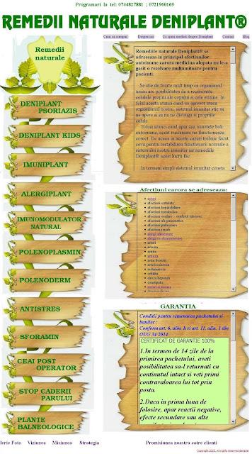 http://www.deniplant.ro/remedii.htm