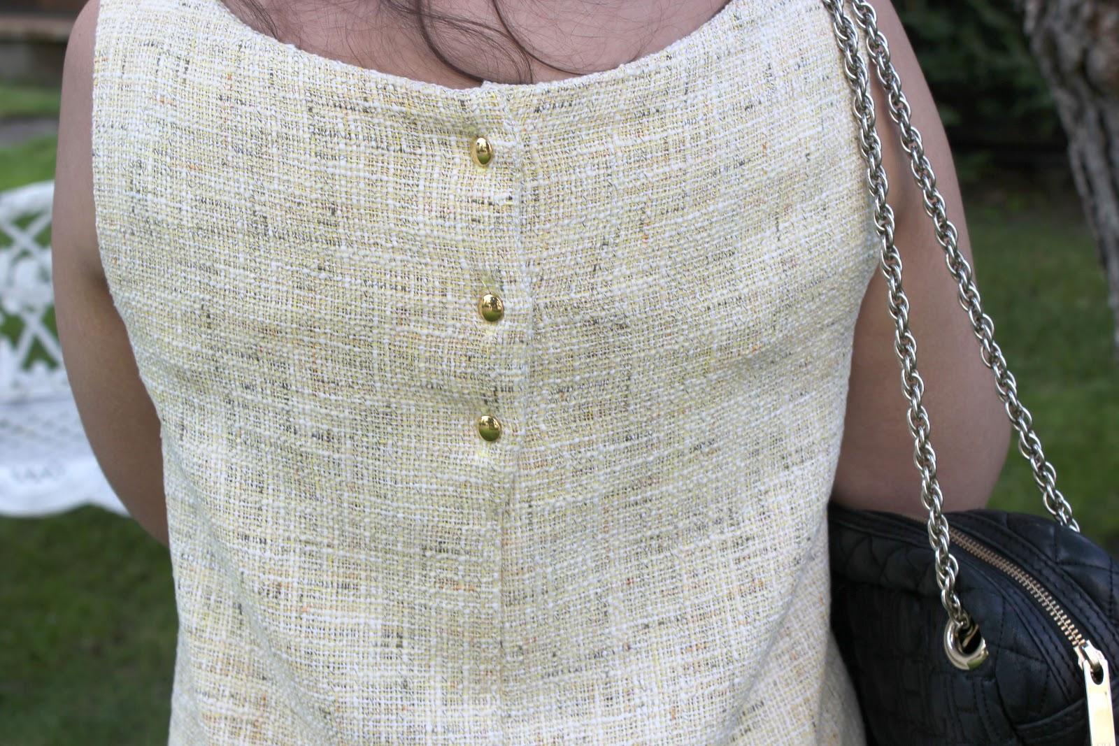 DIY Costura: Vestido Chanel :D | | Oh, Mother Mine DIY!!